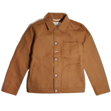 Rogue Territory Supply Jacket - Copper Selvedge Canvas