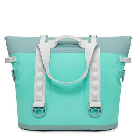 Yeti Hopper M30 Soft Cooler Bag - Aquifer Blue