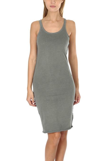 Women's allday NSF Coqui Mid-Length Tank Dress - Pigment Olive