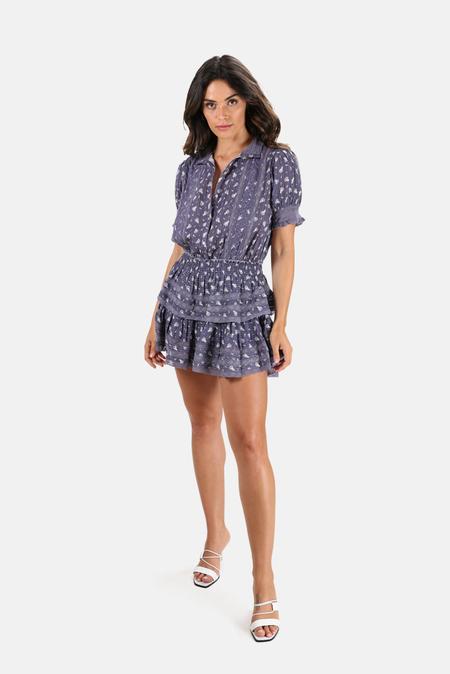 Women's LoveShackFancy Alfie Dress - Blue