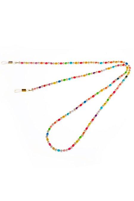 Talis Chains Mini Drops chain - Rainbow