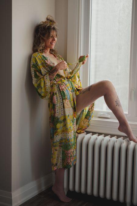 Onderbroeks Maxi Robe
