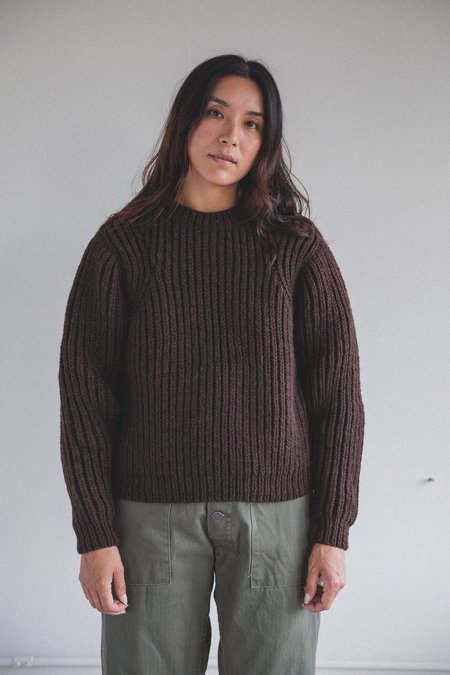 Ound Ombu Sweater - Earth