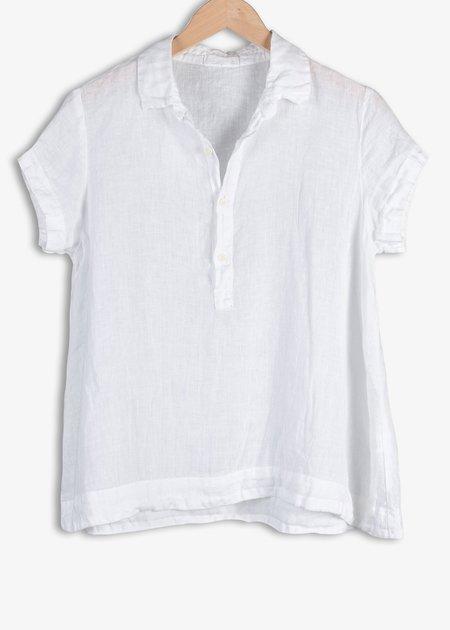 CP Shades Peek Top - white