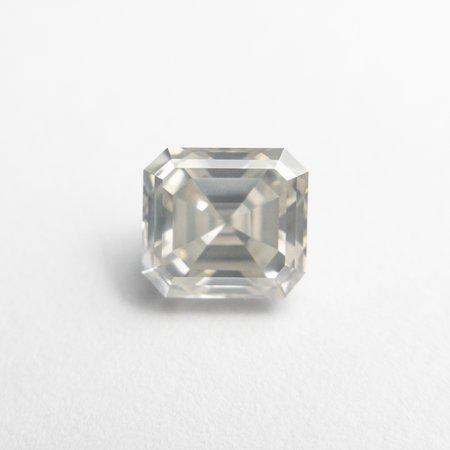 Misfit Diamonds Corner Square - Light Grey