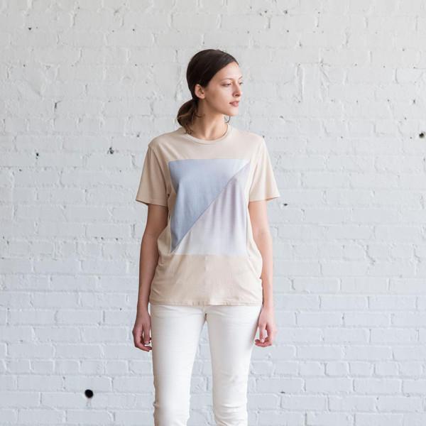 Correll Correll Diagonal T- Shirt