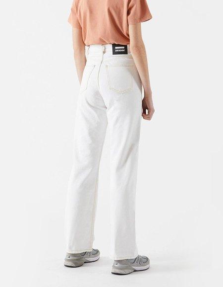 Dr. Denim Echo Jeans - Ecru