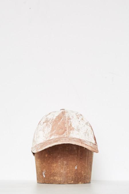 Colorant Velvet Cap - Blush