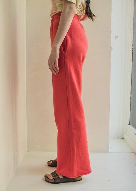 Atelier Delphine Serena Pant - Vintage Red