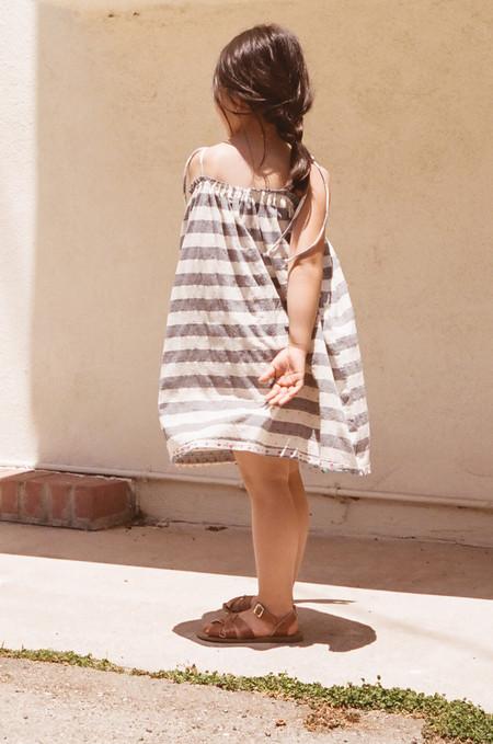 Kid's boy+girl LAGOON DRESS