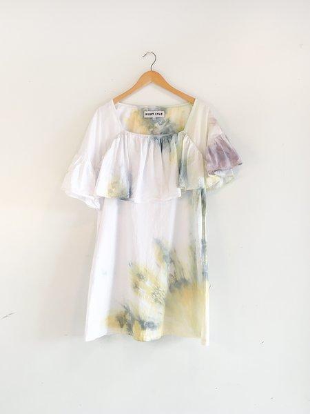 COLORANT X KURT LYLE EDITE DRESS