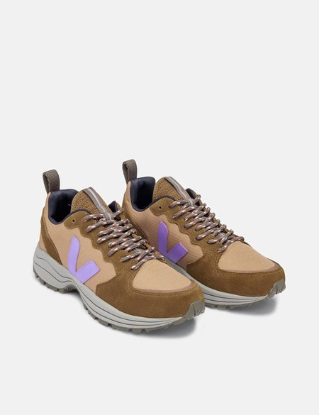 Veja Venturi Ripstop Shoes  - Desert/Lavande