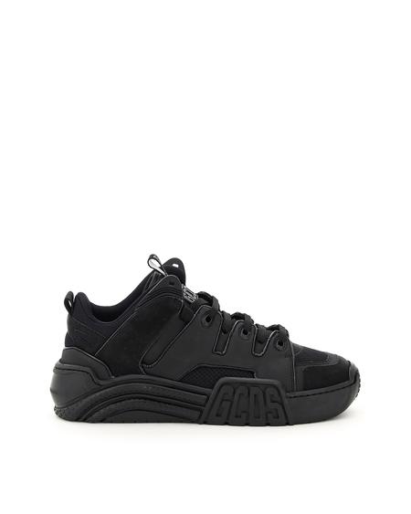 GCDS Cocco Slim Skate Shoes - black