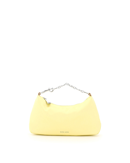 Danse Lente Misty Bag Leather Bag - Yellow
