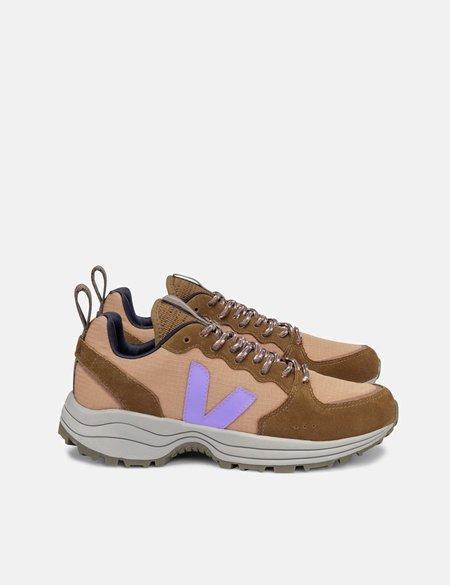 Veja Venturi Ripstop Sneakers - Desert/Lavande
