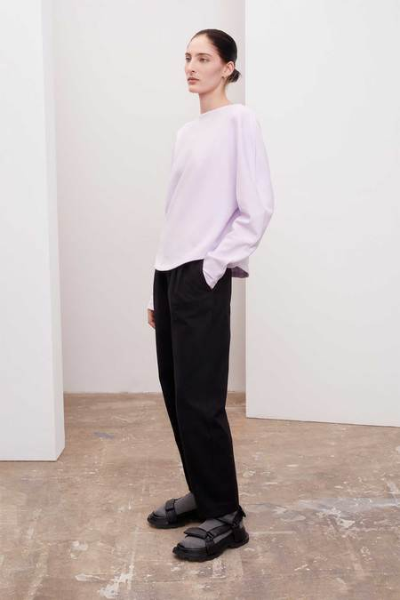 Kowtow Calder Sweater - Lilac