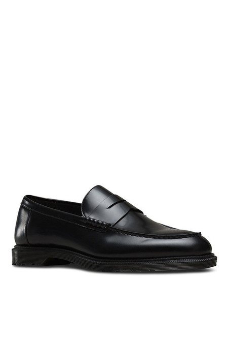 Dr. Martens Polished Leather Penton Loafer