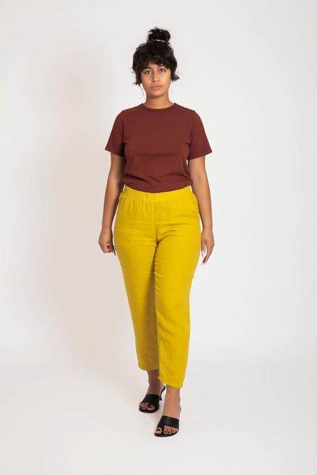 Gravel & Gold Volta Pant - Mango