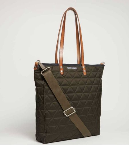 Vive la Difference Square Eco Handbag - Green