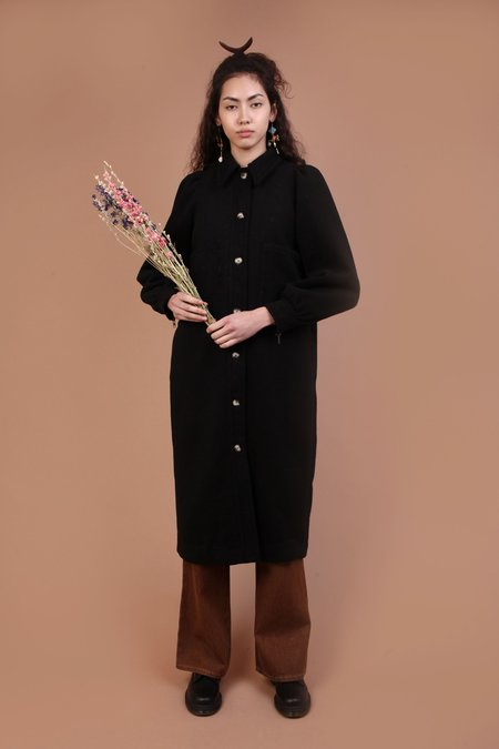 Meadows Luka Coat - Black