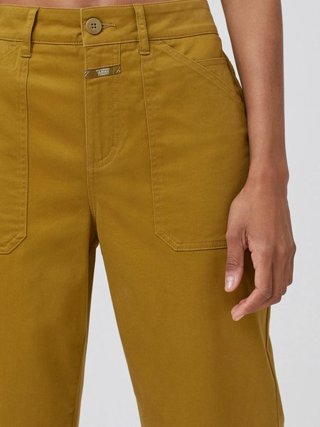 Closed Abe Pant - Golden Brown