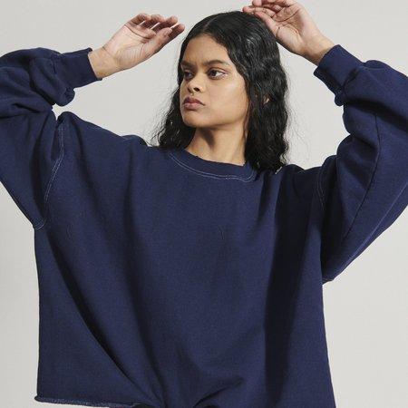 Rachel Comey Fonder Sweatshirt - Navy
