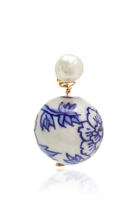 SVNR Handmade Jingdezhen Earrings