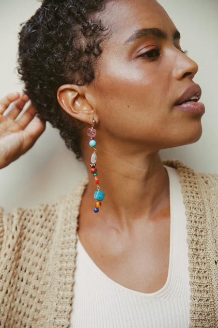 SVNR Handmade Dakar Earrings