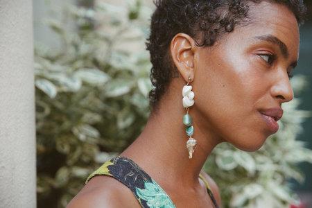 SVNR Handmade Cadaqués earrings