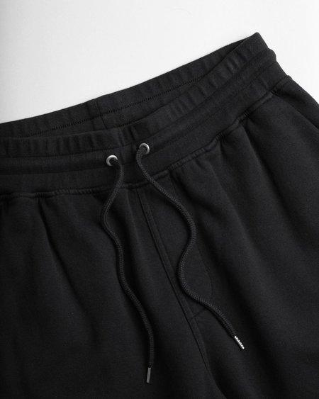 UNISEX COLORFUL STANDARD Organic Sweatshort - Deep Black