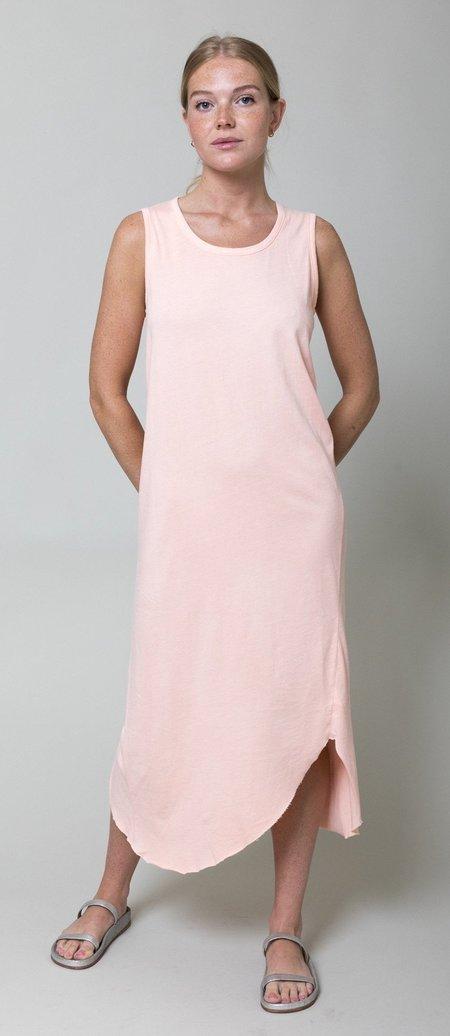 Tee Lab Easy Side Slit Tank Dress