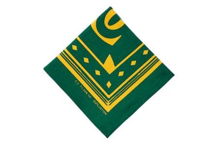 Filson Axes Bandana - Evergreen
