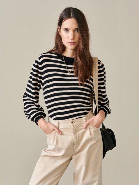 Bellerose Gopear Sweater - Off Black