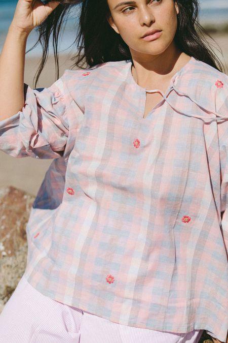 Little Tienda Rhea Blouse - Pastel Bloom