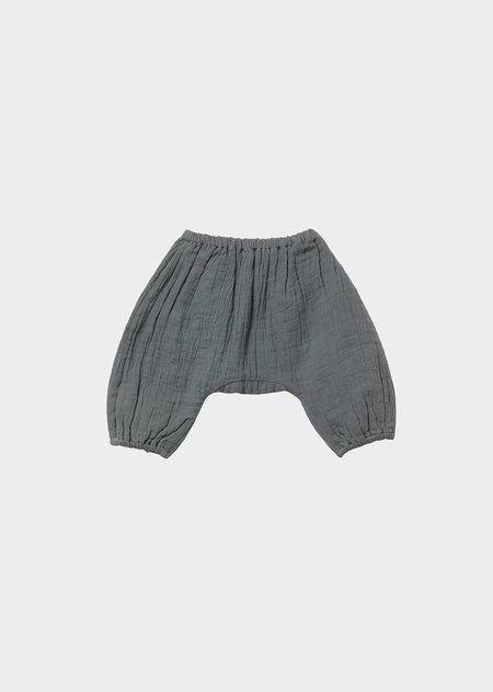 Kids Caramel Faraday Trousers - Sage