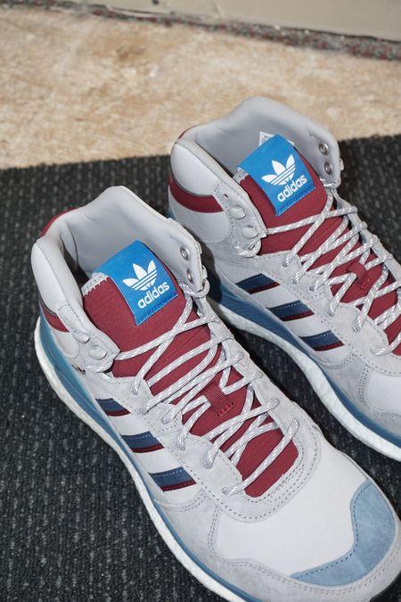 Pre-loved Adidas x Human Made Marathon Free Hiker shoes - Clear Onix