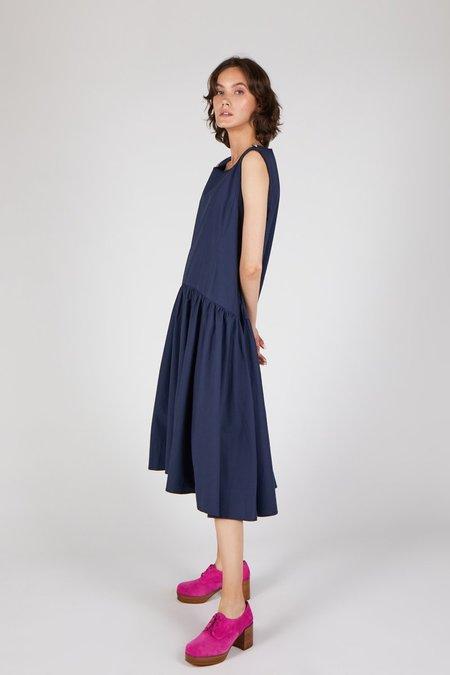 """""""INTENTIONALLY __________."""" EXIA Dress - blue"""