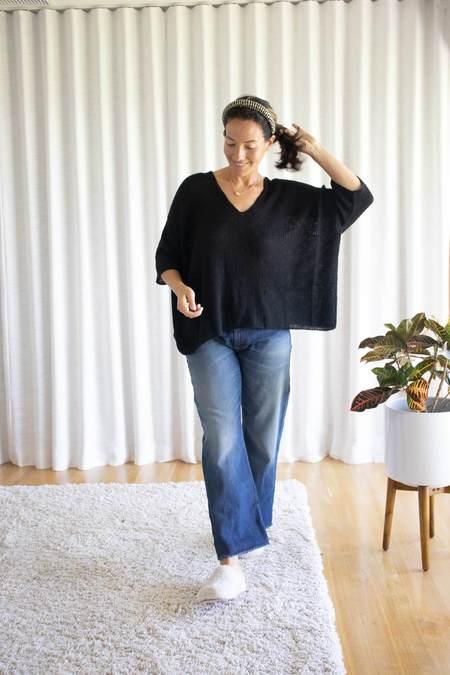 Atelier Delphine Milo Top - Black