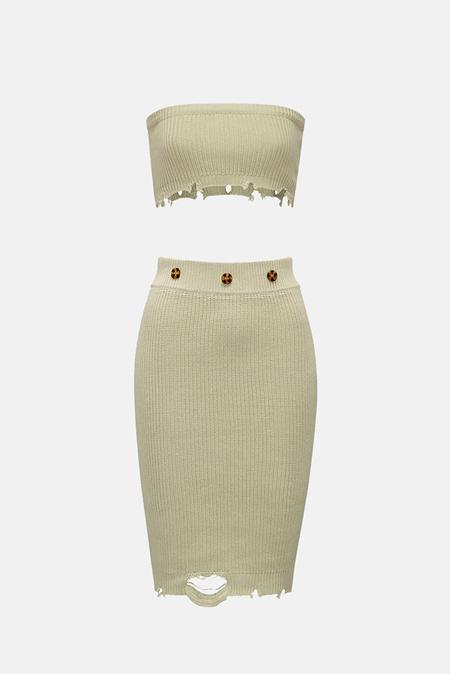Women's SER.O.YA Grace Dress - Sage