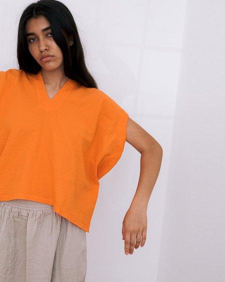 Atelier Delphine Celeste Top - Orange