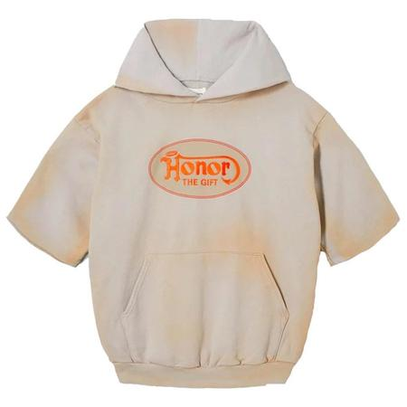 Honor The Gift B-Summer City Of Angels Hoodie sweater - Rust