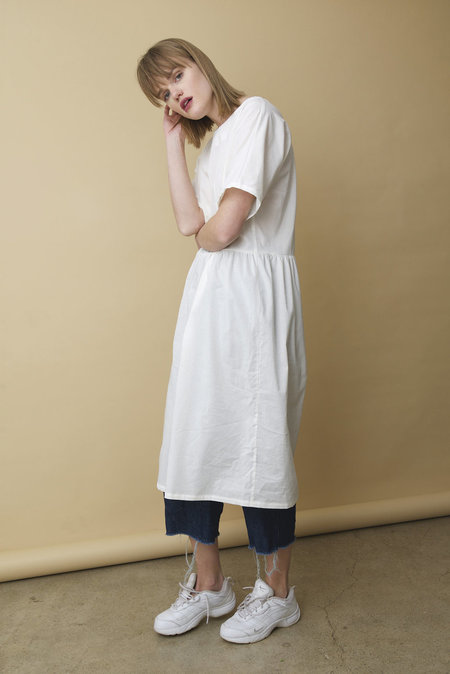 the general public apron dress