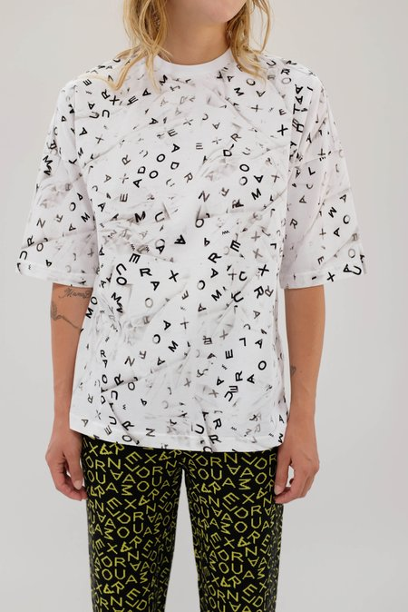 Alexandra Moura Positive T-Shirt - White