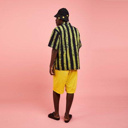 Post-Imperial LAGOS SHIRT - Green/Black
