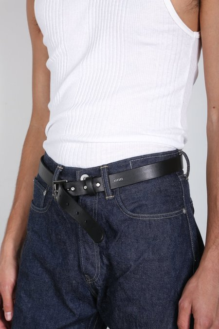 PAVEL PAVLOVICH FOR MACHUS Belt - Black