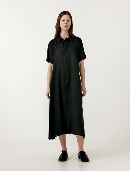 Ys by Yohji Yamamoto Long Line Dress