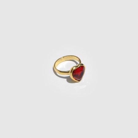 Mondo Mondo Lovely Ring - Ruby