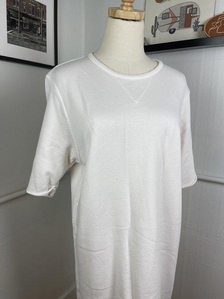 [Pre-Loved] Emerson Fry Sweatshirt Dress - White