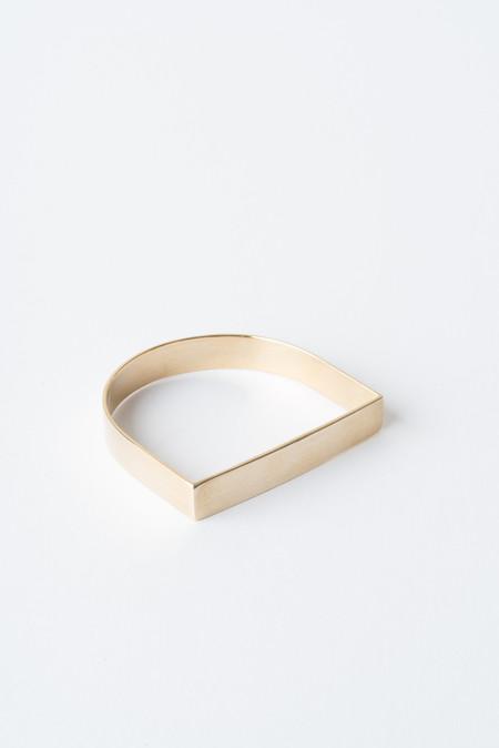 Fay Andrada Alexa Bracelet In Brass