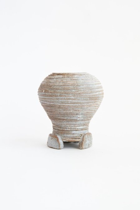 John Lawrence Ceramics Ceramic Trinity N9 Vase - Natural